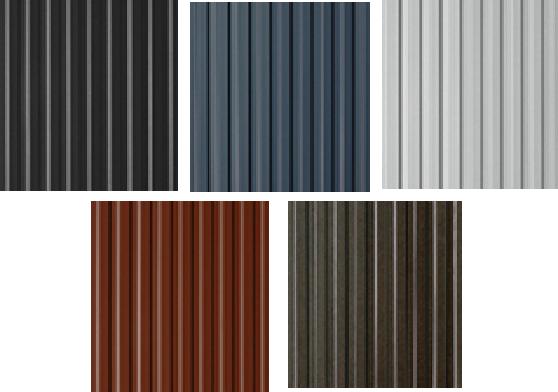 ガルバリューム鋼板